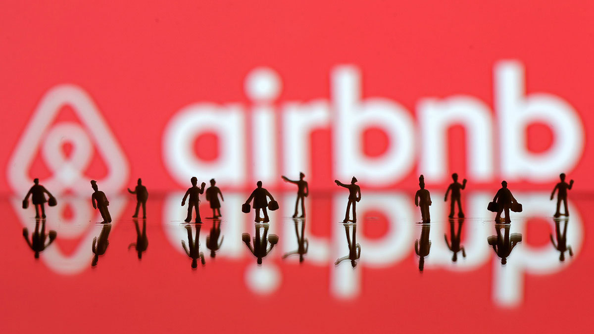 Airbnb is now a hub for accommodations for business travellers