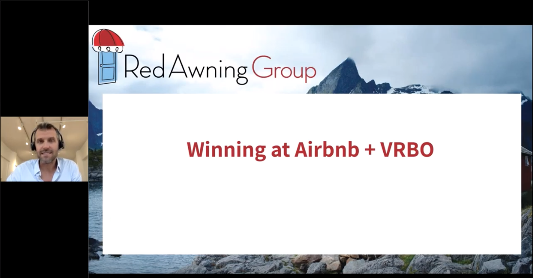 Win at Airbnb and VRBO: Data Driven Approach